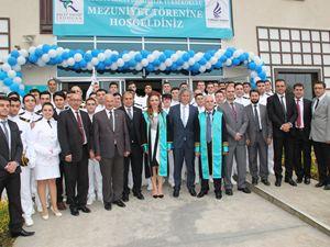 Turgut Kıran Denizcilik Yüksekokulu Mezuniyet Töreni