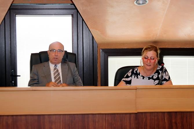DTO Ağustos ayı Olağan Meclis Toplantısı galerisi resim 1