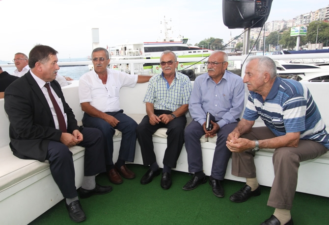 İMEAK Deniz Ticaret Odası 31 numaralı komitesi Ağustos ayı toplantısı ya galerisi resim 1
