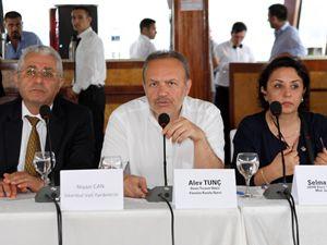 İMEAK Deniz Ticaret Odası 31 numaralı komitesi Ağustos ayı toplantısı ya