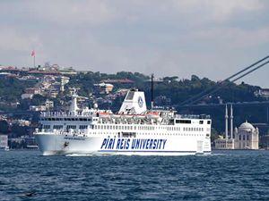 M/F Piri Reis Üniversitesi Eğitim Gemisi