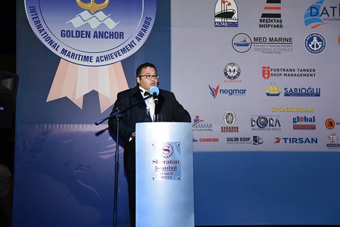 10. Uluslararası Altın Çıpa Denizcilik Başarı Ödülleri sahibini buldu galerisi resim 1