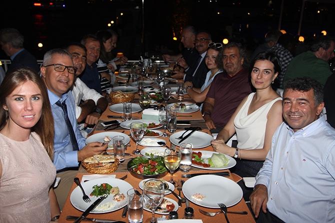 Dünya Denizcileri onuruna Suada'da yemek verildi galerisi resim 1