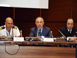 Akdeniz'de göçmen sorunu Altın Çıpa'da masaya yatırıldı