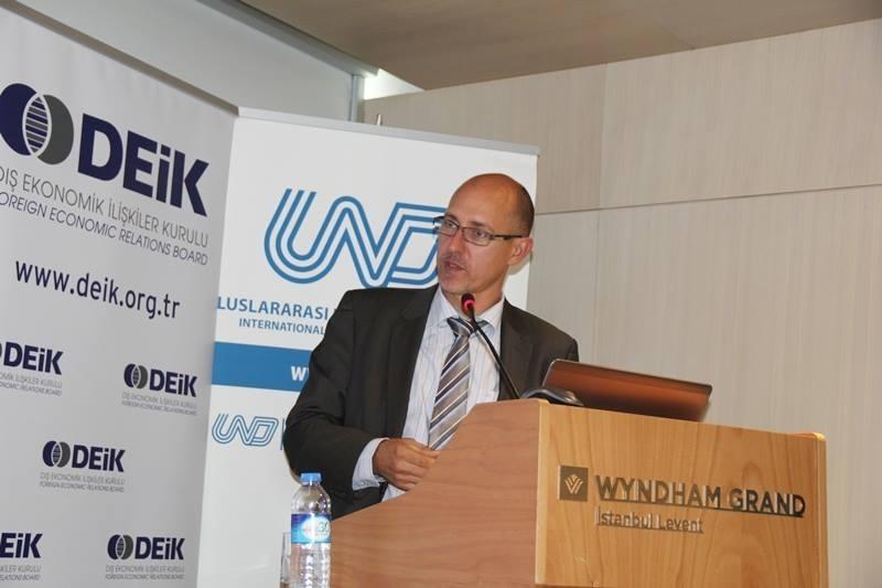 """UND ve DEİK'ten """"AB-Türkiye Gümdrük Birliği'nde Kazan-Kaz galerisi resim 18"""