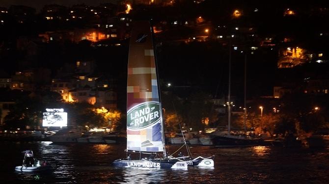 BoatShow Suada'da tekne defilesi yaptı galerisi resim 1