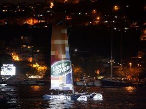 BoatShow Suada'da tekne defilesi yaptı