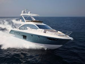 BoatShow tekneleri bir Defile yaptı