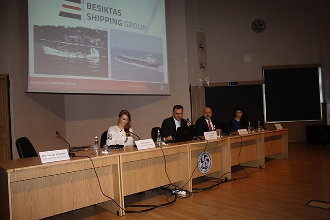 Beşiktaş Group, DADDER ve Genel Denizcilik Dokuz Eylül'deydi galerisi resim 1