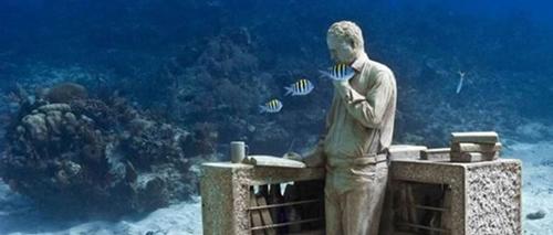 Denizin dibinde ürkütücü manzara galerisi resim 12
