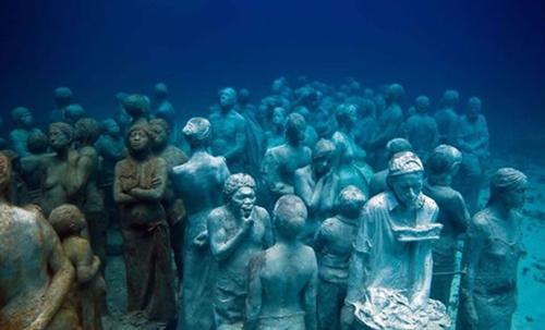 Denizin dibinde ürkütücü manzara galerisi resim 13