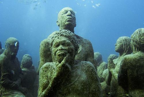 Denizin dibinde ürkütücü manzara galerisi resim 8