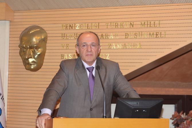 İMEAK Deniz Ticaret Odası Aralık Ayı Meclis Toplantısı yapıldı galerisi resim 1