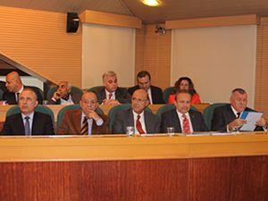 İMEAK Deniz Ticaret Odası Aralık Ayı Meclis Toplantısı yapıldı