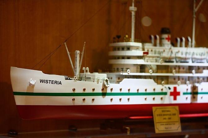 Arkas DenizTarihi Merkezi ile denizcilik tarihinde yolculuk galerisi resim 1