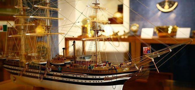 Arkas DenizTarihi Merkezi ile denizcilik tarihinde yolculuk