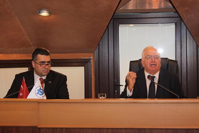 İMEAK DTO Ocak Ayı Olağan Meclis Toplantısı galerisi resim 1