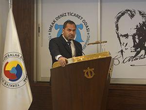 İMEAK DTO İzmir'den kruvaziyer turizmine karşı marina önerisi