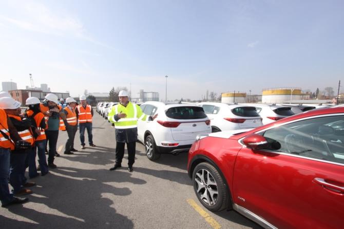 Safiport Derince Limanı'nda 2 bin 500 kişi istihdam edilecek galerisi resim 1