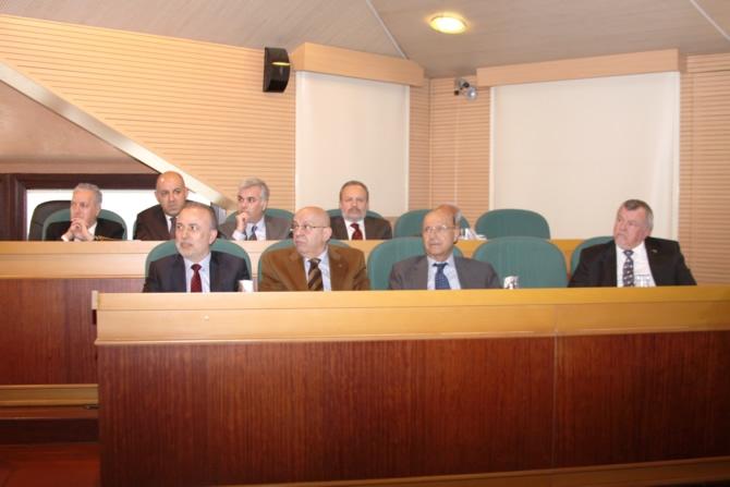 İMEAK DTO Mart Ayı Olağan Meclis Toplantısı yapıldı galerisi resim 1