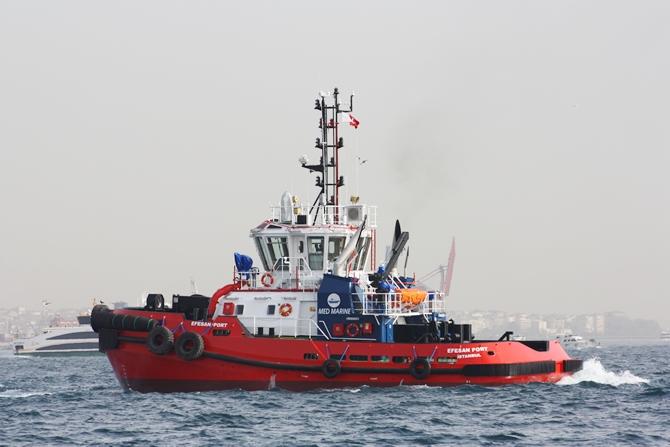 Med Marine römorkör filosunu güçlendiriyor galerisi resim 5