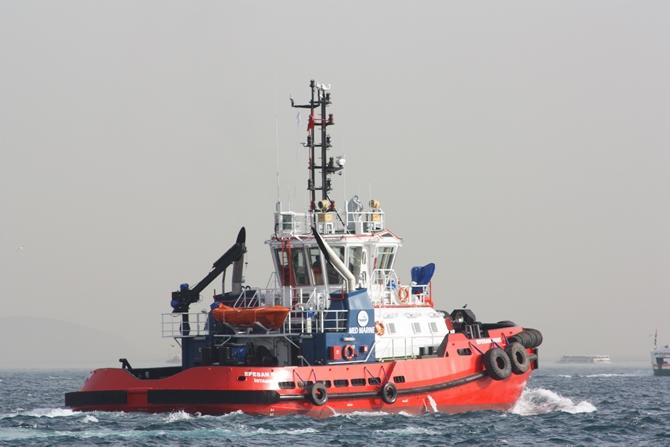Med Marine römorkör filosunu güçlendiriyor galerisi resim 6