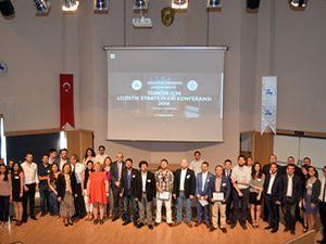 Lojistik Stratejileri Konferansı DEÜ'de yapıldı