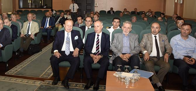 İMEAK Deniz Ticaret Odası Haziran Ayı Olağan Meclis Toplantısı yapıldı galerisi resim 1