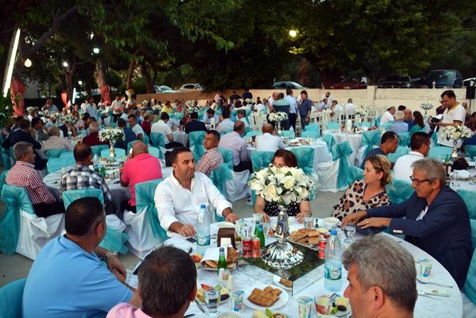GEMİSANDER'in geleneksel iftar yemeğinde sektör buluştu galerisi resim 1