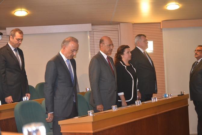İMEAK Deniz Ticaret Odası Meclisi olağanüstü toplandı galerisi resim 1