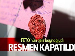 Kapatılan FETÖ ilişkili kuruluşların listesi yayımlandı