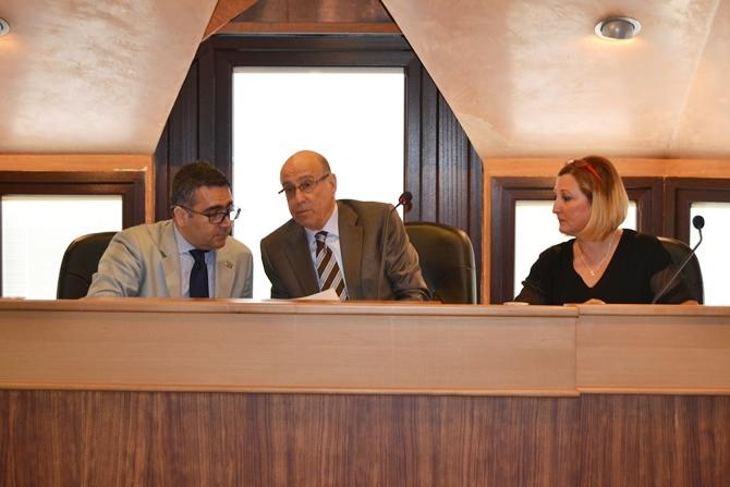 İMEAK Deniz Ticaret Odası Olağan Meclis Toplantısı yapıldı galerisi resim 1
