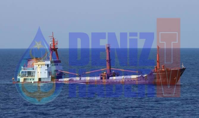 M/V MURAT HACIBEKIROGLU-2 isimli gemi battı galerisi resim 1