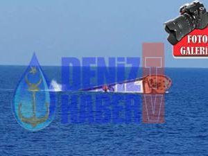 M/V MURAT HACIBEKIROGLU-2 isimli gemi battı