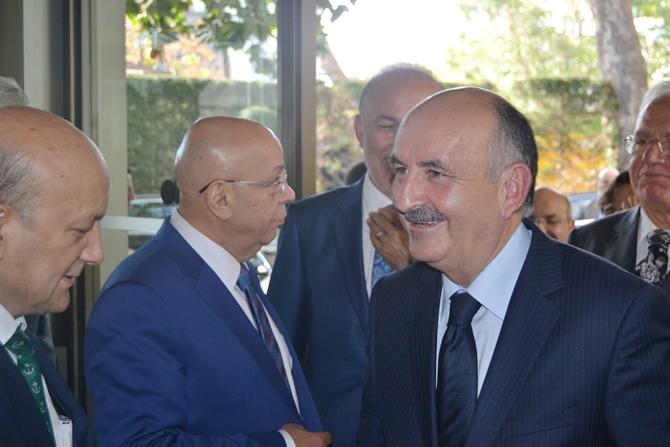 Bakan Müezzinoğlu, İMEAK DTO Meclis Toplantısı'na katıldı galerisi resim 1