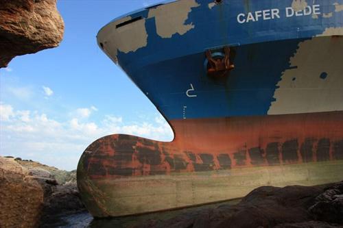 CAFER DEDE KARAYA OTURDU galerisi resim 8