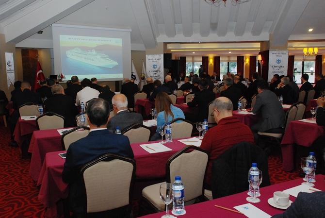 Deniz turizminin geleceği, İzmir'de masaya yatırılıyor galerisi resim 13
