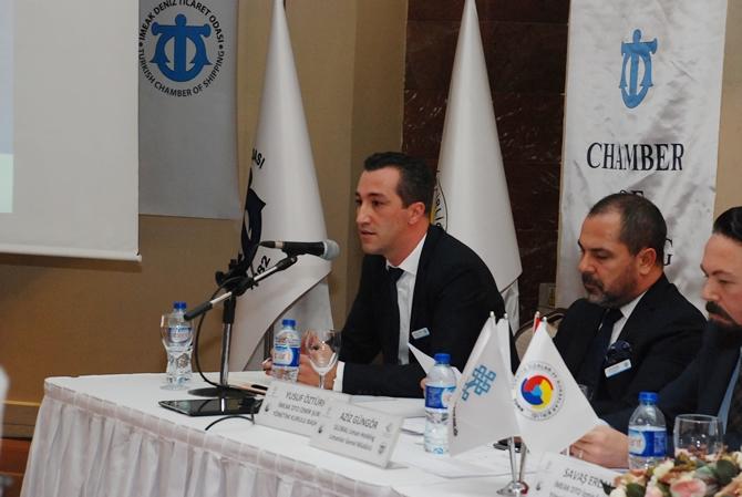 Deniz turizminin geleceği, İzmir'de masaya yatırılıyor galerisi resim 25