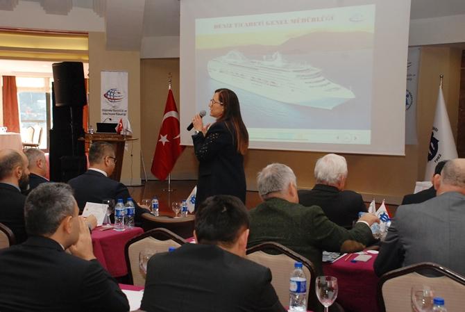 Deniz turizminin geleceği, İzmir'de masaya yatırılıyor galerisi resim 26