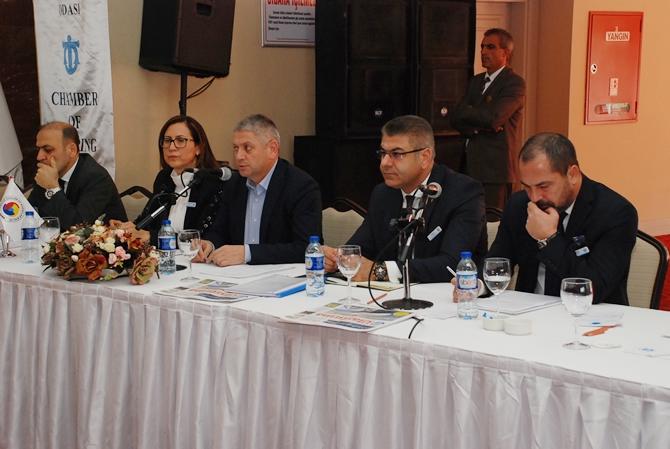 Deniz turizminin geleceği, İzmir'de masaya yatırılıyor galerisi resim 28
