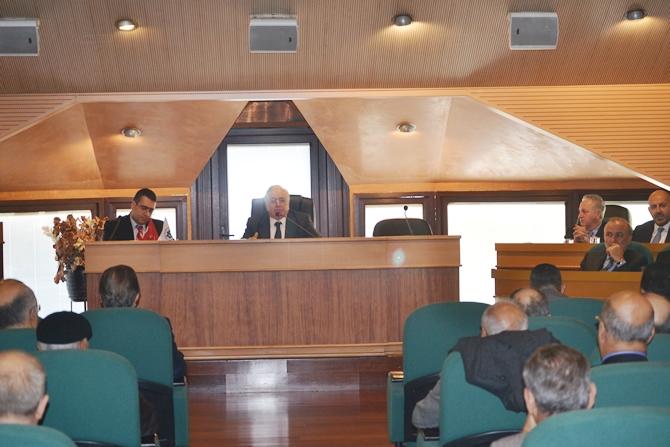 DTO Ocak Ayı Meclis Toplantısı yapıldı galerisi resim 1