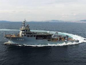 TCG Alemdar, Deniz Kuvvetleri Komutanlığı'na teslim edildi