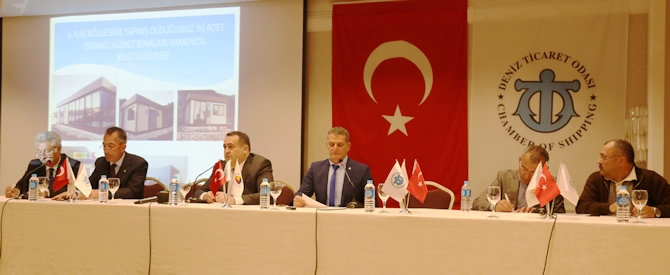 DTO Antalya Şubesi, Mart ayı Meclis Toplantısı yapıldı galerisi resim 1