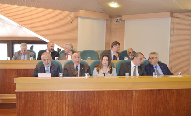 İMEAK DTO Nisan Ayı Olağan Meclis Toplantısı yapıldı galerisi resim 1