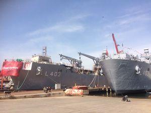 TCG Bayraktar Deniz Kuvvetleri Komutanlığı'na teslim edildi