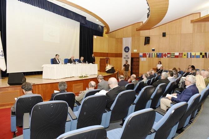 Türk Deniz Eğitim Vakfı Olağan Genel Kurulu yapıldı galerisi resim 1