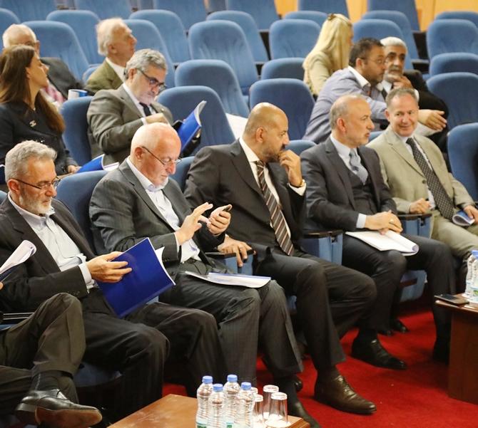 Türk Deniz Eğitim Vakfı Olağan Genel Kurulu yapıldı galerisi resim 5
