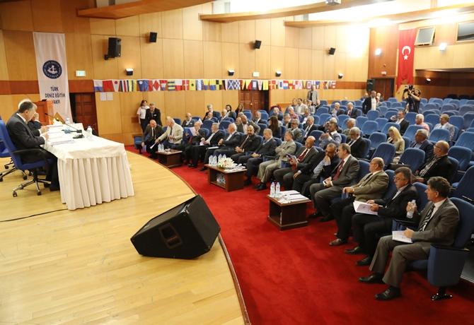 Türk Deniz Eğitim Vakfı Olağan Genel Kurulu yapıldı galerisi resim 7
