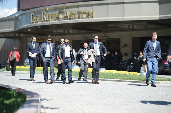 İstanbul Bunker Konferansı, sektöre damga vurdu galerisi resim 1