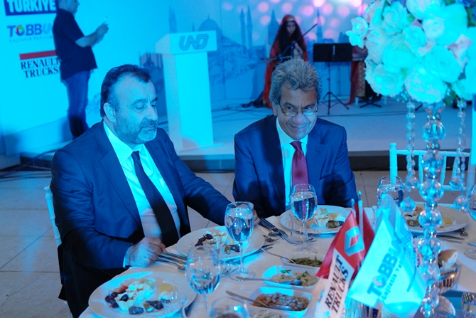 UND'nin iftar yemeği, sektörü buluşturdu galerisi resim 19